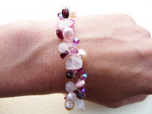 Summer Berries Bracelet